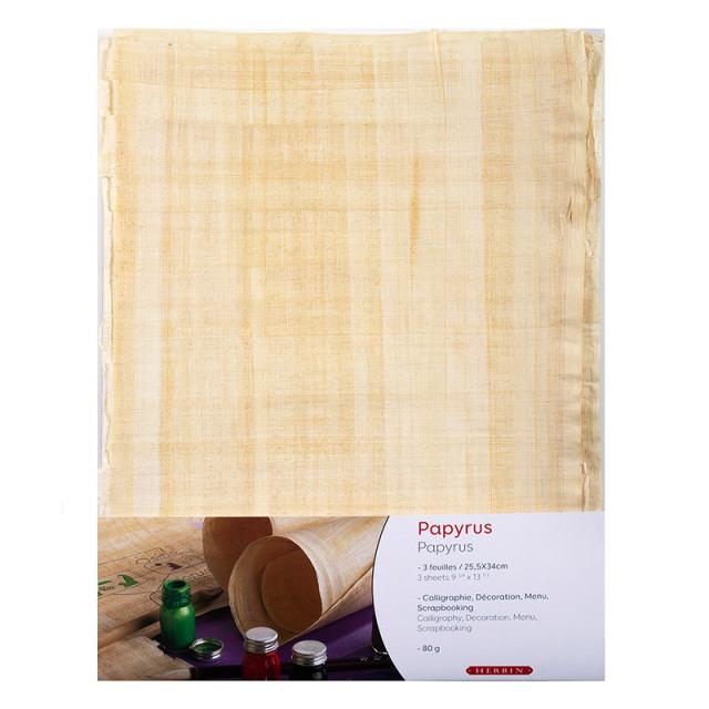 パピルス(古代紙) A4