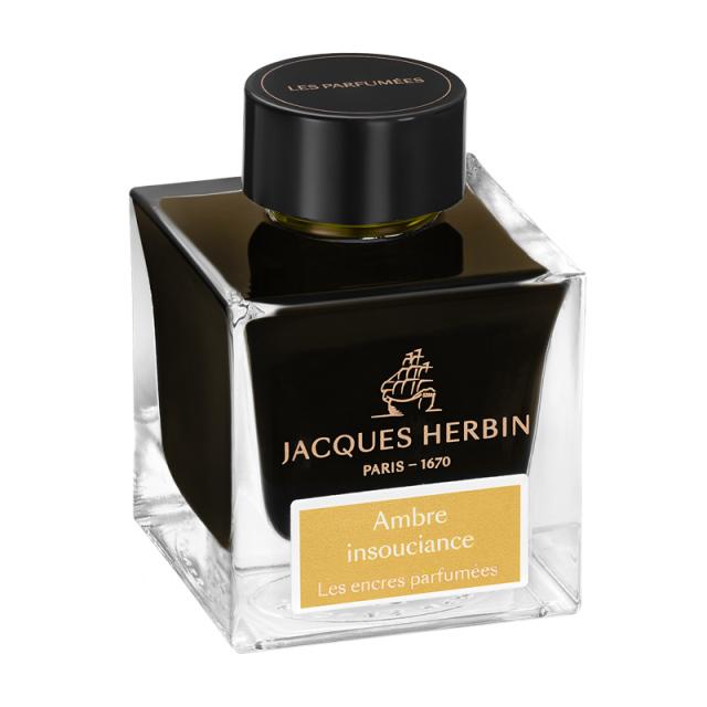 JACQUES HERBIN 香り付きインク 50ml ボトルインク