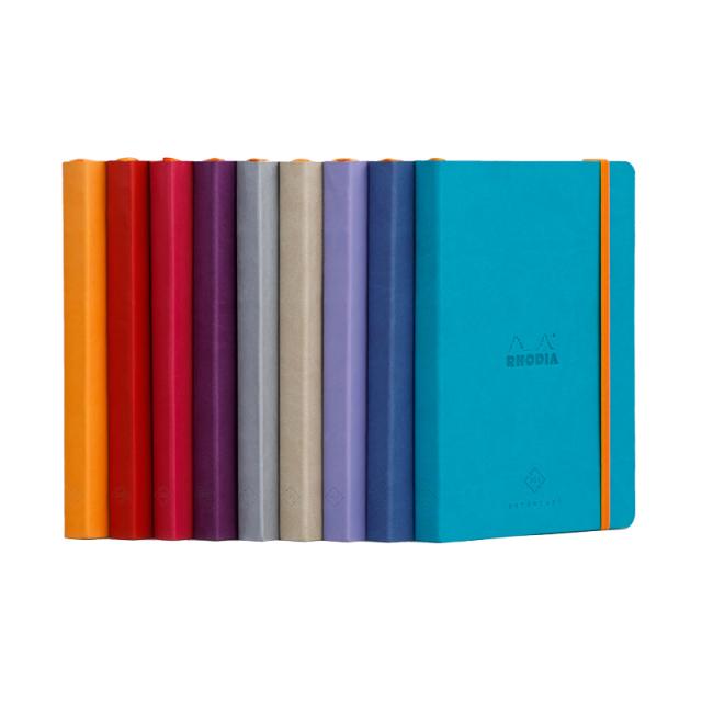 ロディアラマ perpetual notebook パーペチュアルノートブック A5