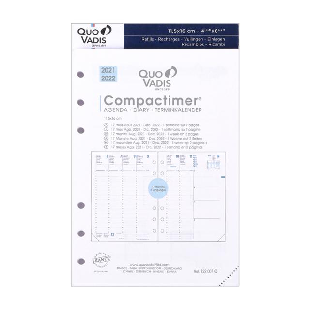 【2022年1月始まり版】CompactTimer コンパクトタイマー/レフィル