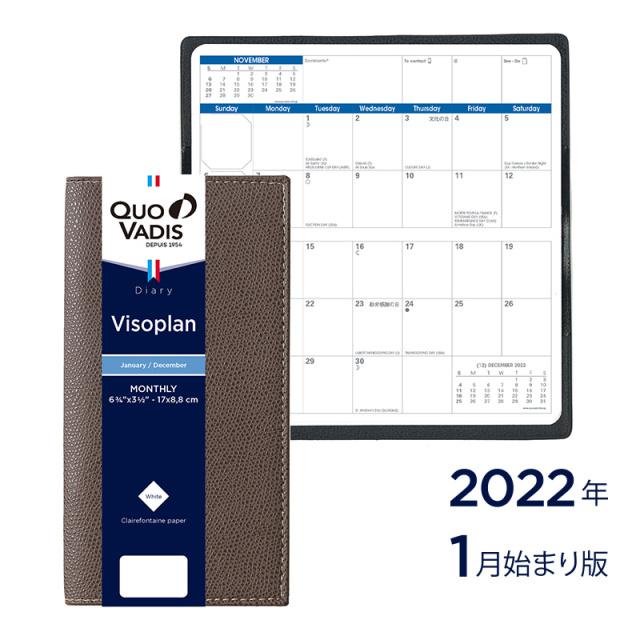 【2022年1月始まり版】Visoplan ビソプラン/クラブ