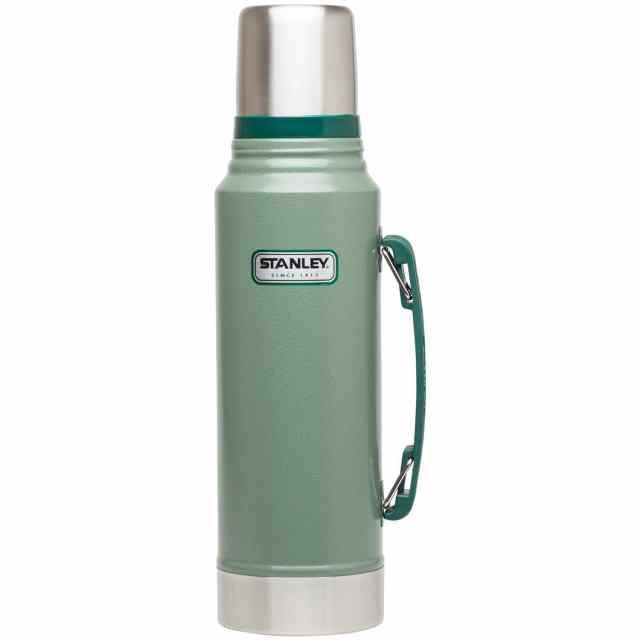 STANLEY(スタンレー) クラシック真空ボトル 1L グリーン 01254-046