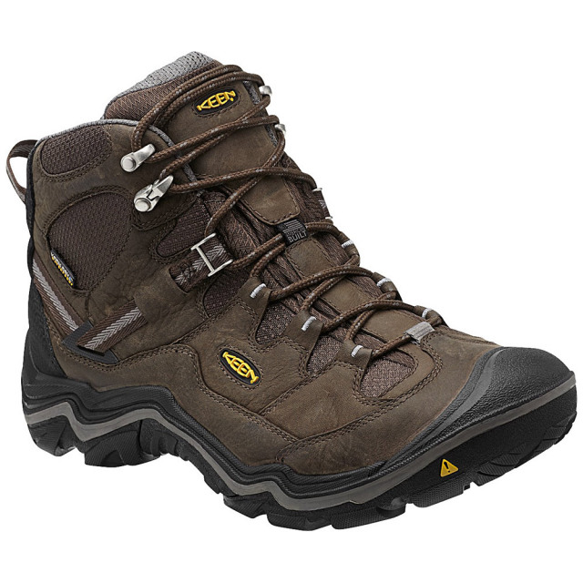 KEEN(キーン)DURAND MID WP Men CASCADE BROWN/GARGOYLE 1011550