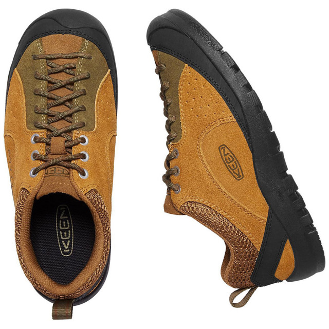 "KEEN(キーン) JASPER""ROCKS"" W's BUCKTHORN BROWN/DARK OLIVE 1017667"