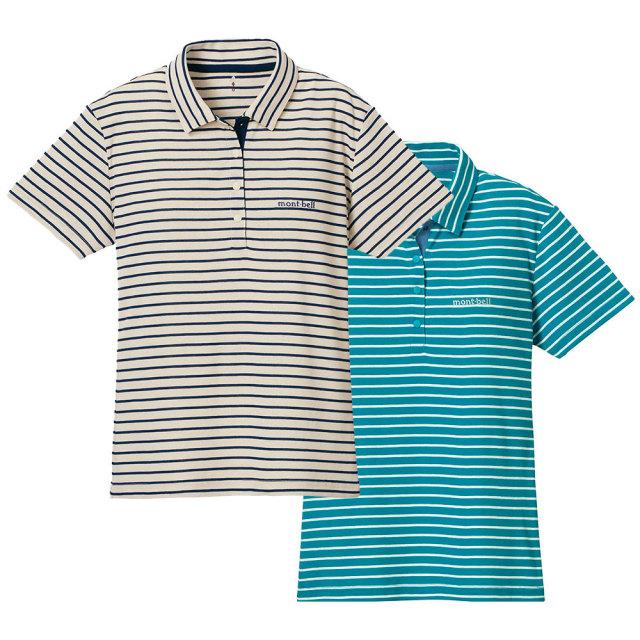 mont-bell(モンベル) ウイックロンカラーシャツ Women's 1104943