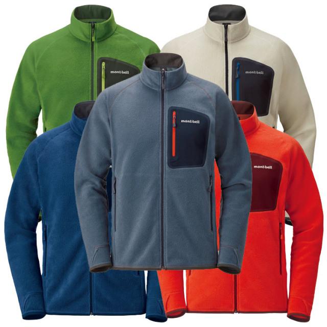 mont-bell(モンベル) クリマプラス100ジャケット Men's 1106591