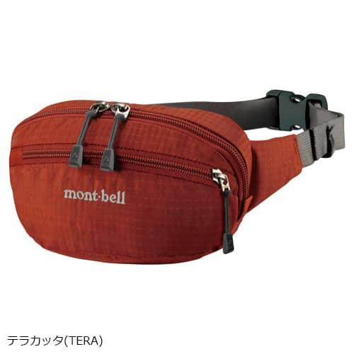mont-bell(モンベル) デルタガセットポーチS テラカッタ(TERA) 1123763