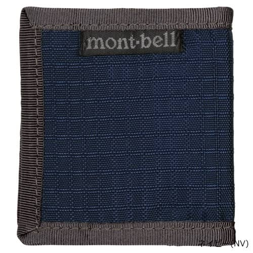 mont-bell(モンベル) コインワレット ネイビー NV 1123769