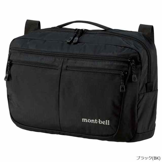 mont-bell(モンベル) トラベルショルダー L ブラック 1123890