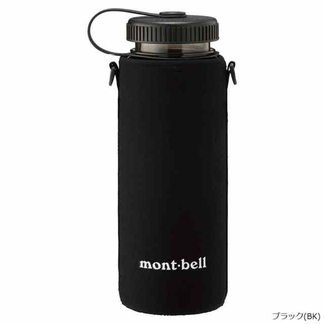 mont-bell(モンベル) クリアボトル サーモカバー 0.75L ブラック 1123931