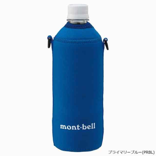 mont-bell(モンベル) ペットボトル サーモカバー 0.5L プライマリーブルー 1123933