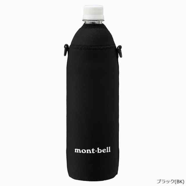 mont-bell(モンベル) ペットボトル サーモカバー 1.0L ブラック 1123934