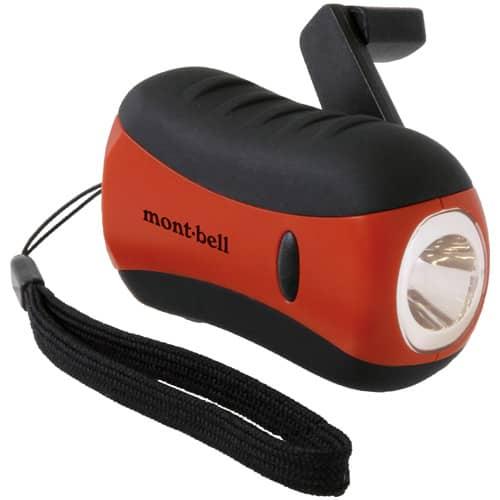 mont-bell(モンベル) H.C.コンパクトフラッシュライト オレンジブリック OGBR 1124312