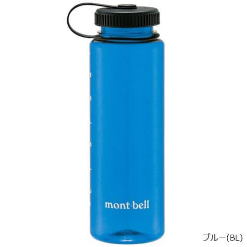 mont-bell(モンベル) クリアボトル1.0L ブルー 1124421