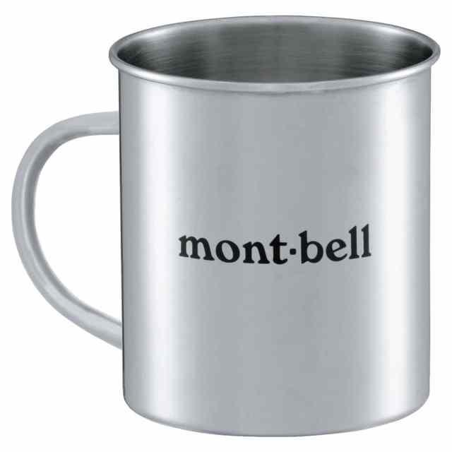 mont-bell(モンベル) ステンレス カップ 390 1124566