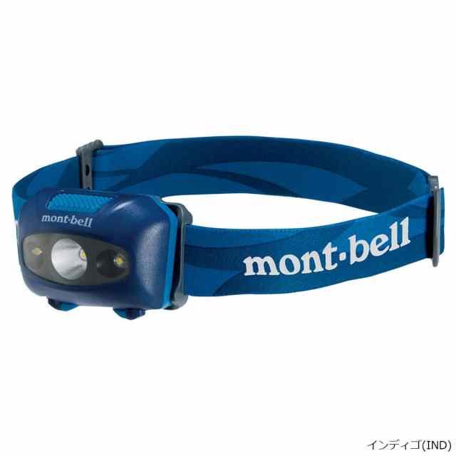 mont-bell(モンベル) パワー ヘッドランプ インディゴ 1124586