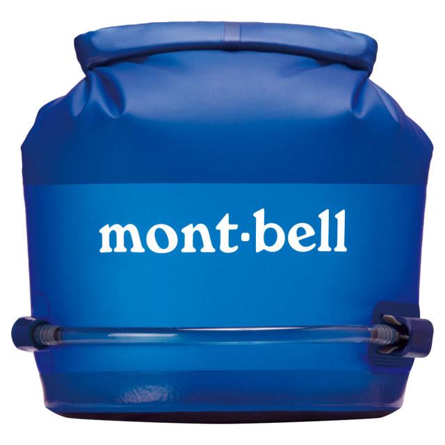 mont-bell(モンベル) フレックス ウォーターキャリア 6L ダークブルー 1124602
