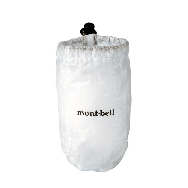 mont-bell(モンベル) クラッシャブル ランタンシェード ホワイト 1124658