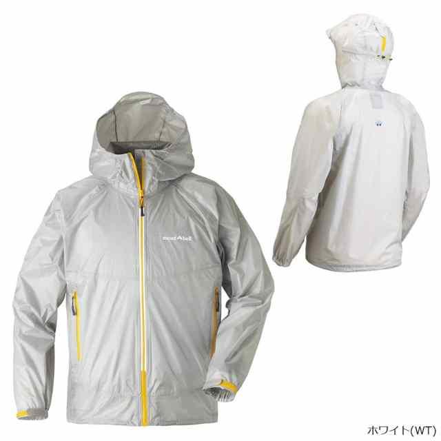 mont-bell(モンベル) バーサライトジャケット ホワイト 1128291
