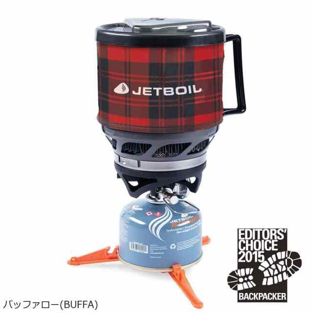 JETBOIL(ジェットボイル) JB.ミニモ BUFFA 1824381