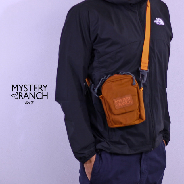 MysteryRanch(ミステリーランチ) ボップ Clay One Size 19761102037