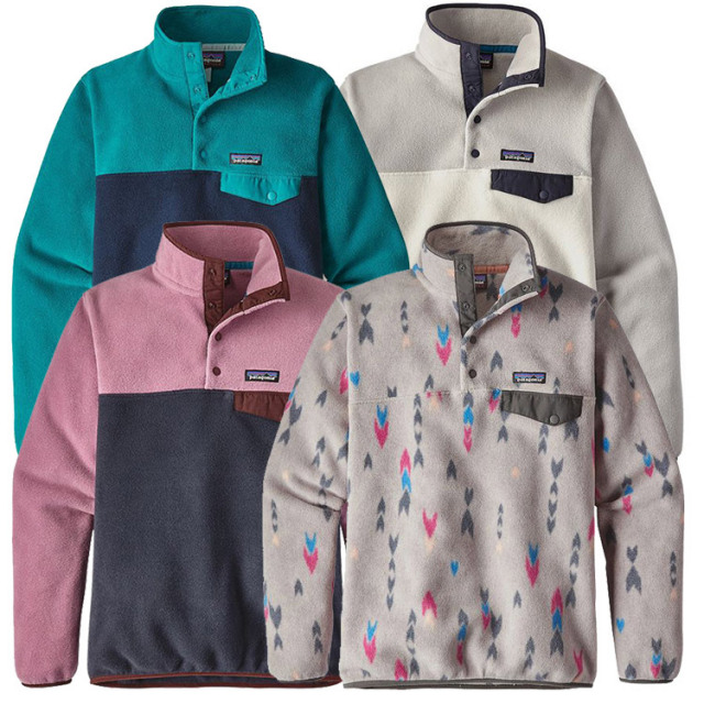 patagonia(パタゴニア) W's LW Synch Snap-T P/O 25455