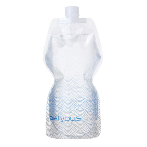 platypus(プラティパス) ソフトボトル1.0L ウェーブ 25507