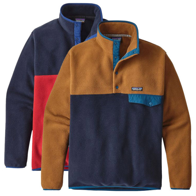 patagonia(パタゴニア) M's LW Synch Snap-T P/O 25580