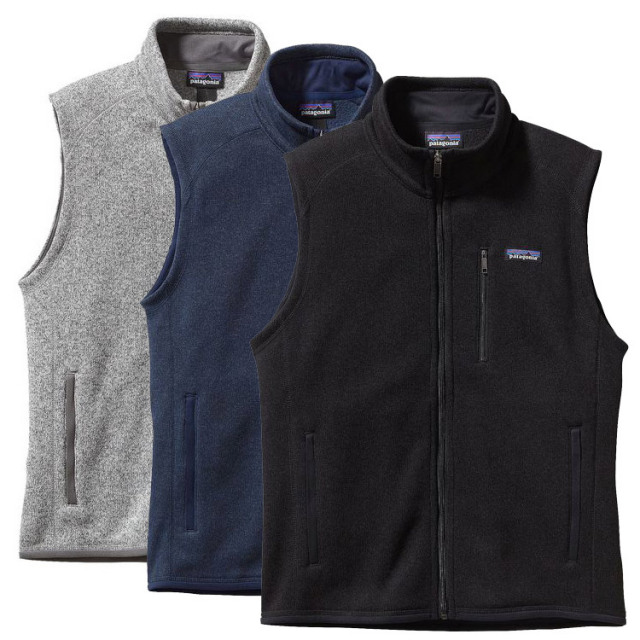 patagonia(パタゴニア) M's Better Sweater Vest 25881
