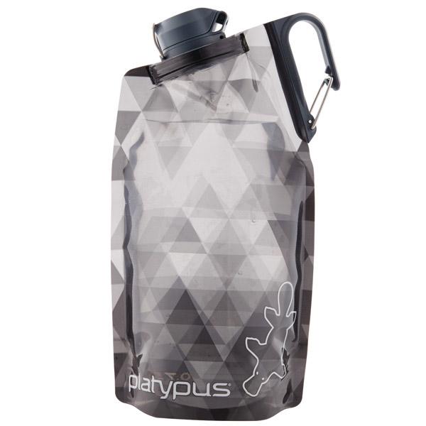 platypus(プラティパス) デュオロックソフトボトル グレープリズム 0.75L 25896
