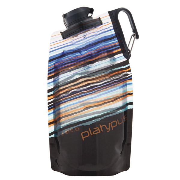 platypus(プラティパス) デュオロックソフトボトル オレンジスカイライン 0.75L 25899