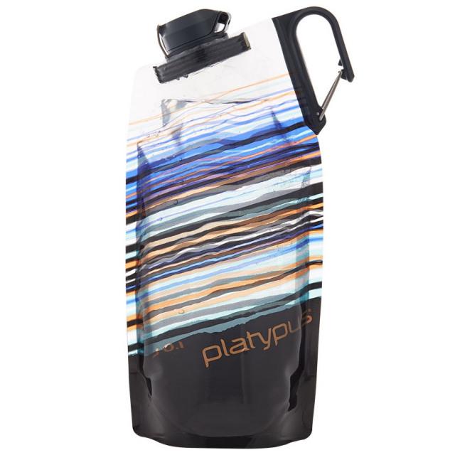 platypus(プラティパス) デュオロックソフトボトル オレンジスカイライン 1L 25903