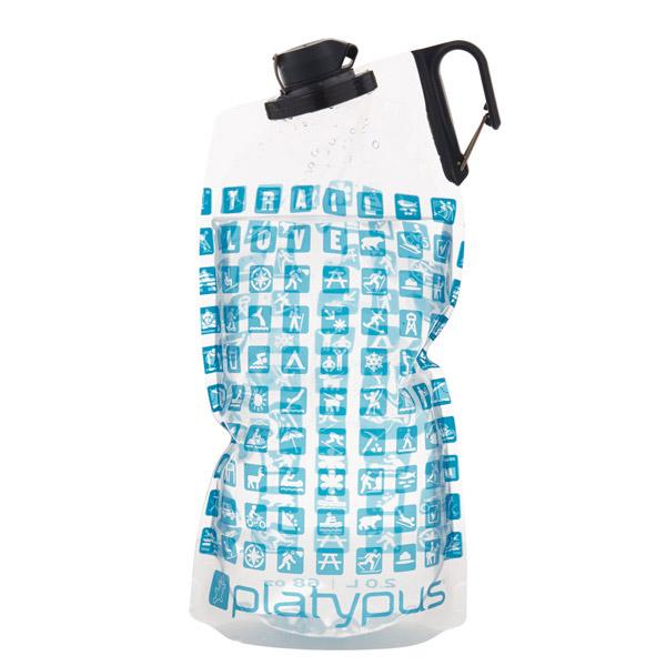platypus(プラティパス) デュオロックソフトボトル トレイルラブ 2L 25905