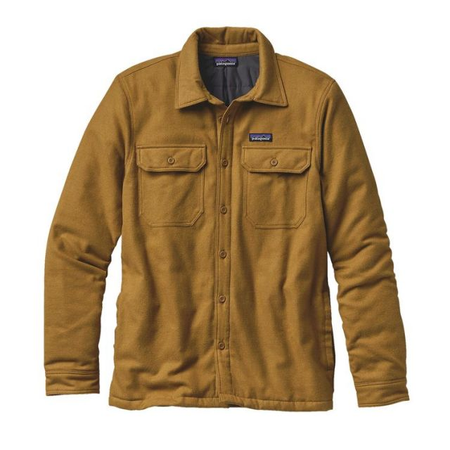 patagonia(パタゴニア) M's Insulated Fjord Flannel Jkt OKSB 27640