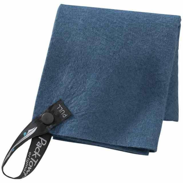 PackTowl(パックタオル) パックタオル オリジナル ブルー S 29103