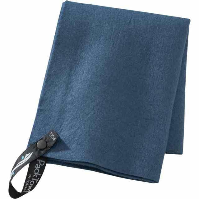 PackTowl(パックタオル) パックタオル オリジナル ブルー M 29104