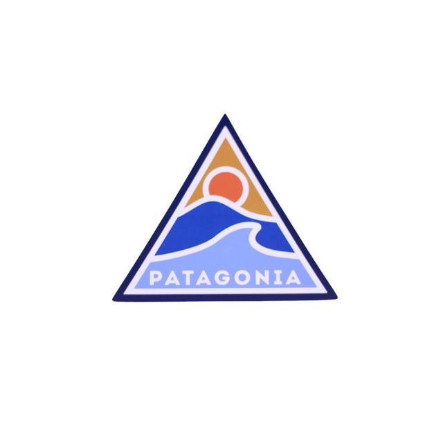 patagonia(パタゴニア) ROLLING THRU STICKER 92072