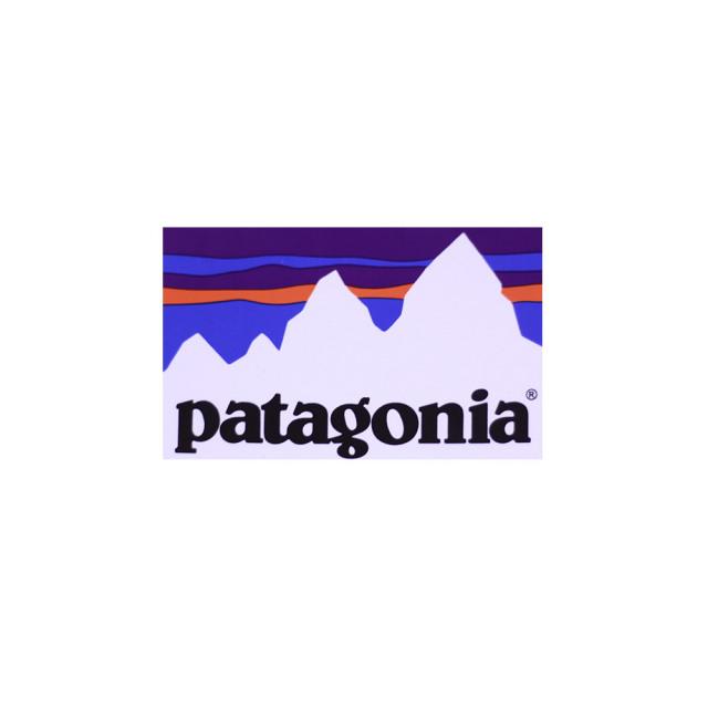 patagonia(パタゴニア) Shop Sticker
