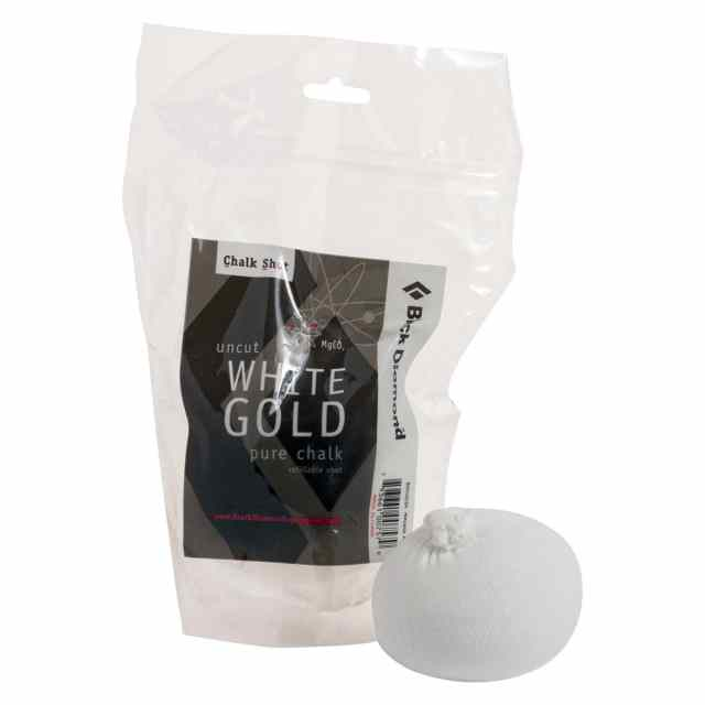 BlackDiamond(ブラックダイヤモンド) ホワイトゴールド50gチョークボール BD14300