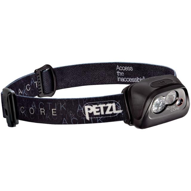 PETZL(ペツル) アクティックコア Black E99ABA