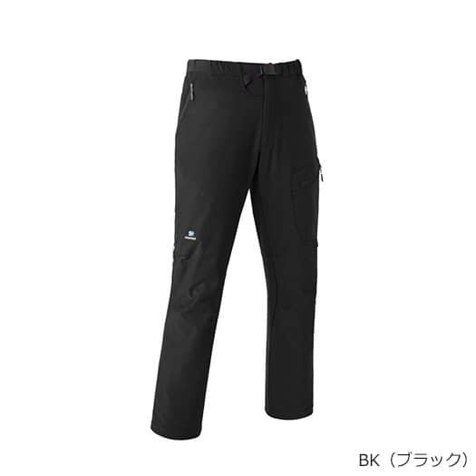 finetrack(ファイントラック) ソラノパンツ Men's ブラック FBM0201