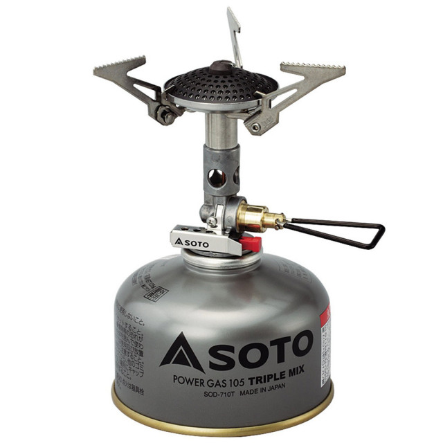SOTO(ソト) マイクロレギュレーターストーブ SOD-300S