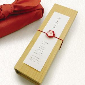 結からの贈り物 R (あまのはら一棹風呂敷包) (和菓子 結)