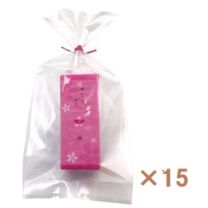 桜ささらがた<1入> 【 15セット 】