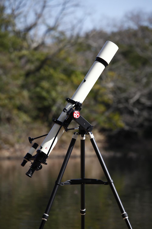スコープテックゼロ×STL80A-L 天体望遠鏡セット のっぽさん