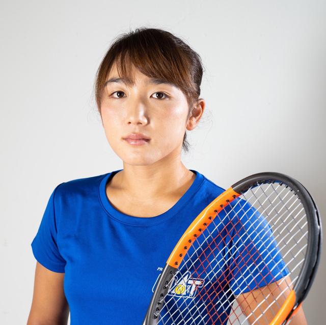【アンバサダーを応援しよう!】プロテニスプレーヤー 岡村恭香