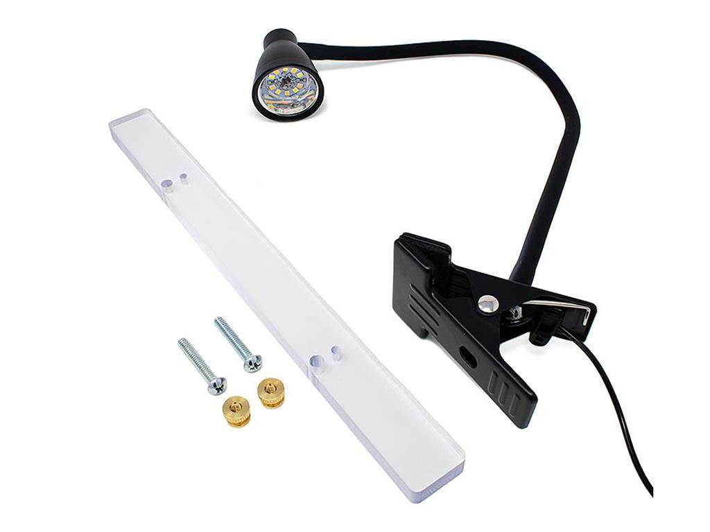 インランド グラインダー用LEDライトアタッチメント