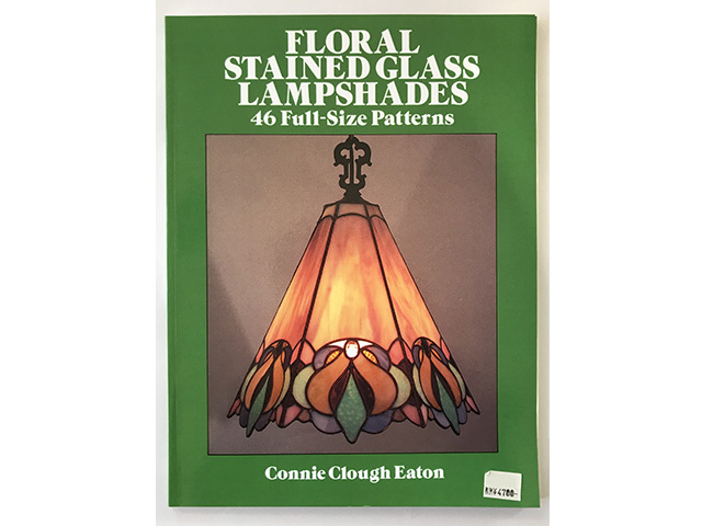 パターンブック FLORAL LAMPSHADE 【レターパック対応】
