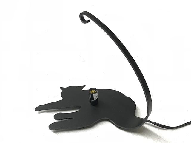 吊りランプベース ネコ
