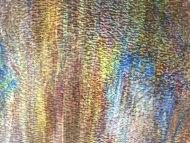 ウィズマーク 238NLL G パープル・イエローグリーン・ブルー グラニティ